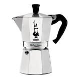Bialetti Moka Express гейзерная кофеварка на 12 порций