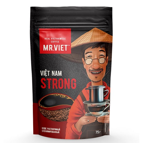 Mr. Viet Vietnam, растворимый, 75 гр