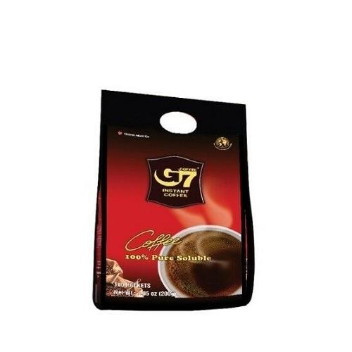 Trung Nguyen G7, кофе черный растворимый, 100 саше