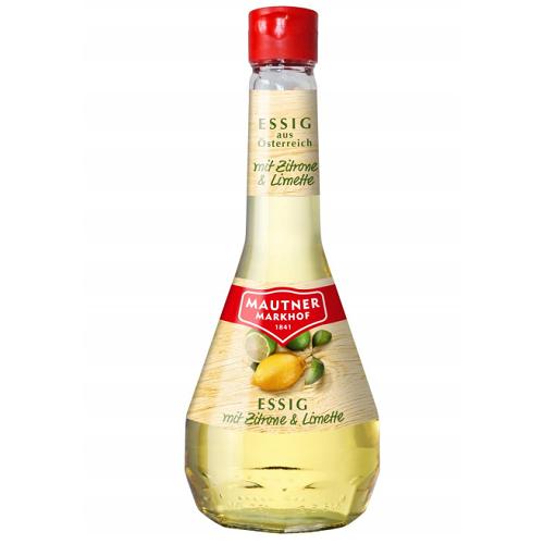 Mautner Markhof уксус винный с лимоном и лаймом 6%, 500 мл