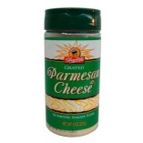 Тертый сыр ShopRite Grated Parmesan 227 гр.
