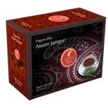 Julius Meinl черный чай Ассам Джамгури, пакетированный, на чайник,  20 х 4 гр