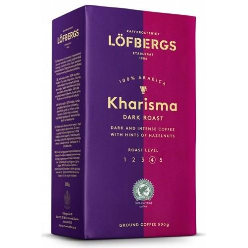 Lofbergs Kharisma, молотый, 500 гр