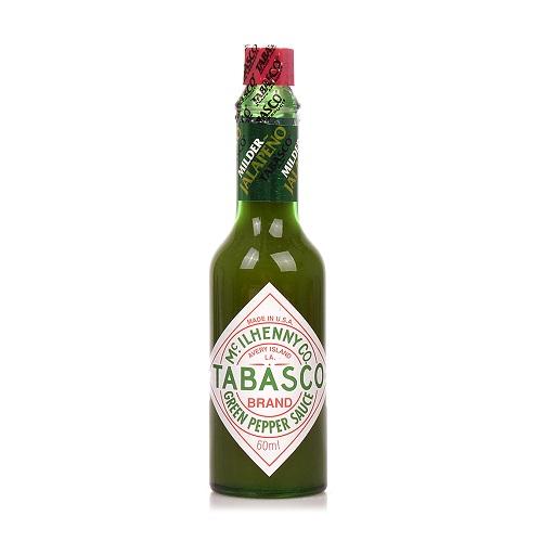 Соус зеленый перечныйTabasco, 60 мл