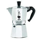 Bialetti Moka Express гейзерная кофеварка на 4 порции