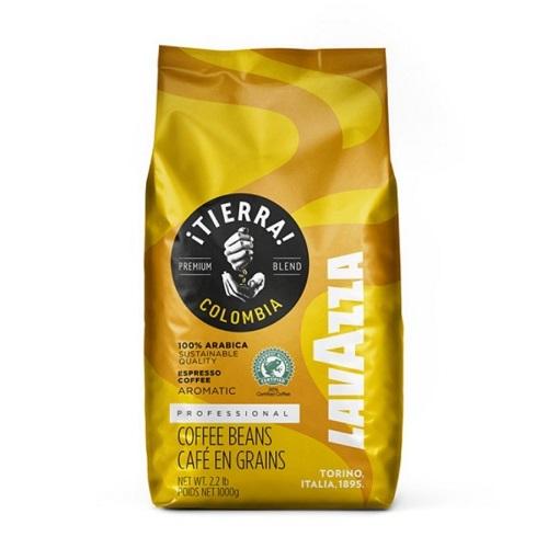 Lavazza Tierra Colombia, зерно, 1000 гр