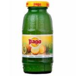 Сок Pago Ананас 0,2 л, стекло, 24 шт