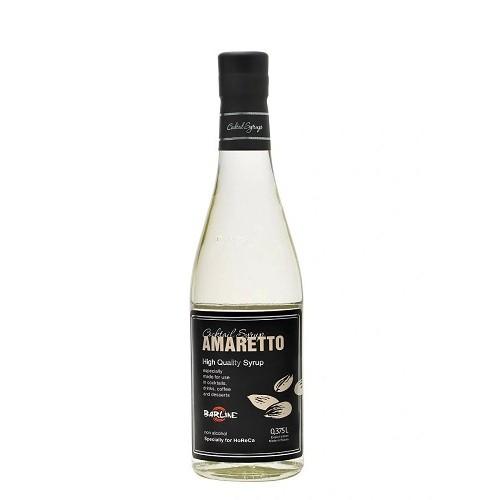 Barline сироп Амаретто, стекло, с дозатором, 375 мл