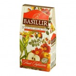 Basilur Red Hot Ginger Tea, 100 гр
