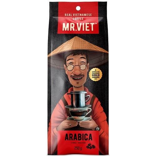 Mr. Viet Arabica, зерно, 250 гр