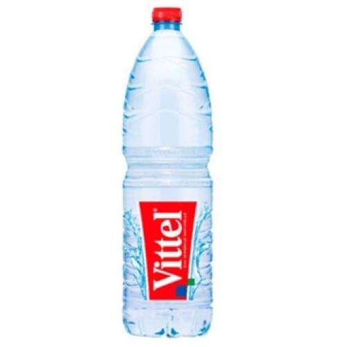 Минеральная вода Vittel 1,5 л, 6 шт