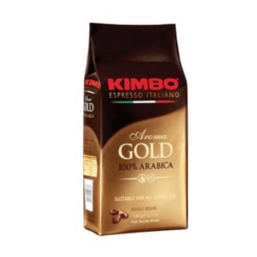 Kimbo Aroma Gold Arabica, зерно, 500 гр