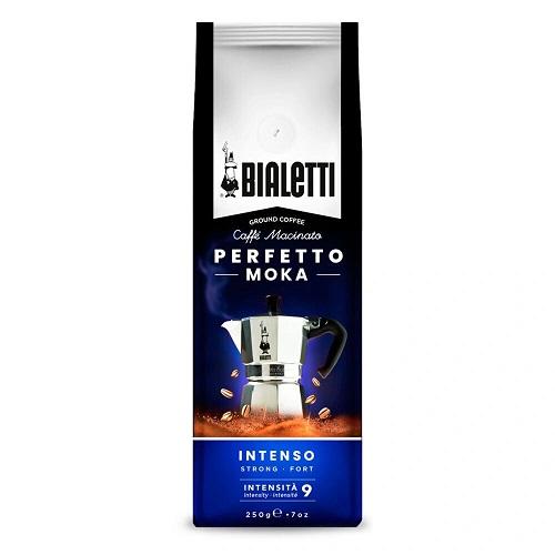 Bialetti Perfetto Moka Intenso, молотый, 250 гр