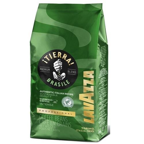 Lavazza Tierra Brazil, зерно, 1000 гр