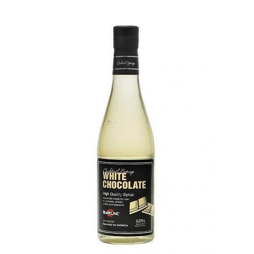 Barline сироп Шоколад белый, стекло, с дозатором, 375 мл