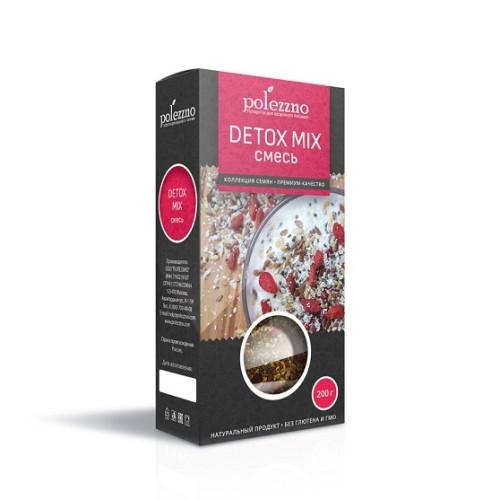 Polezzno Detox Mix, 200 гр