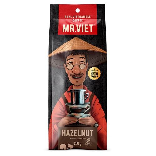 Mr. Viet Hazelnut, молотый, 200 гр