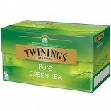 Twinings Green Pure, 25 пакетиков