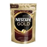Nescafe Gold, растворимый, м/у, 75 гр