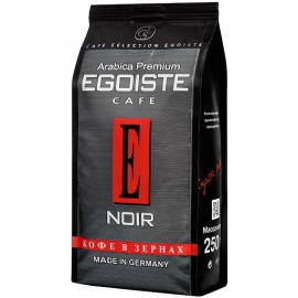 Egoiste Noir, зерно, 250 гр.