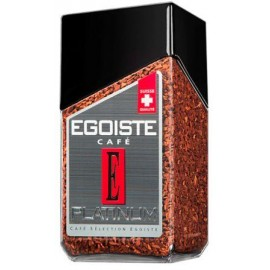 Egoiste Platinum, растворимый, 100 гр.