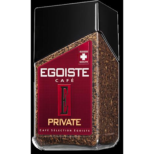 Egoiste Private, растворимый, 100 гр.