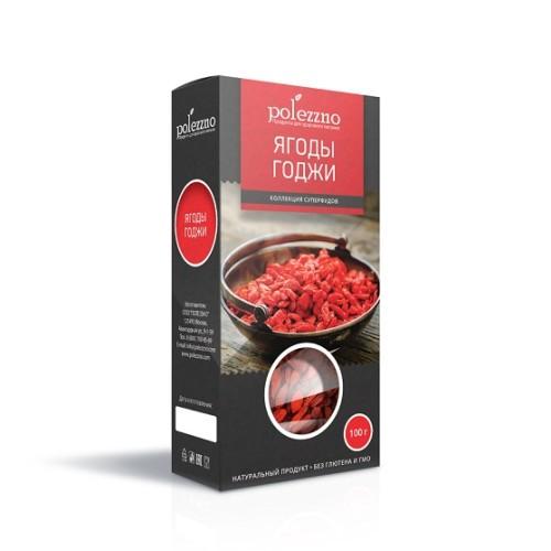 Polezzno ягоды годжи, 100 гр