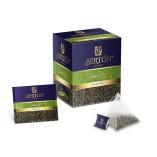 Berton зеленый чай лист, 20 пакетиков