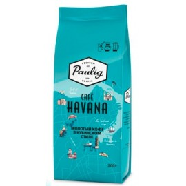 Paulig Cafe Havana, молотый, 200 гр.