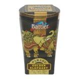 Battler черный чай Парад золотых слонов OP1, 100 гр.