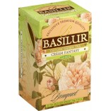 Basilur зеленый чай Cream Fantacy, 20 пакетиков