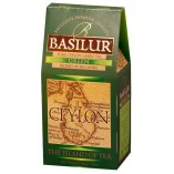 Basilur зеленый чай Green, 200 гр
