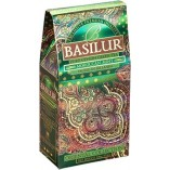 Basilur зеленый чай Moroccan Mint, картон, 100 гр
