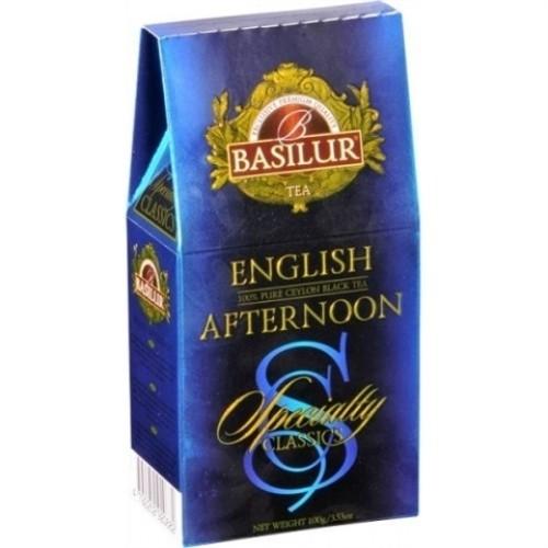 Basilur черный чай English Afternoon, 100 гр