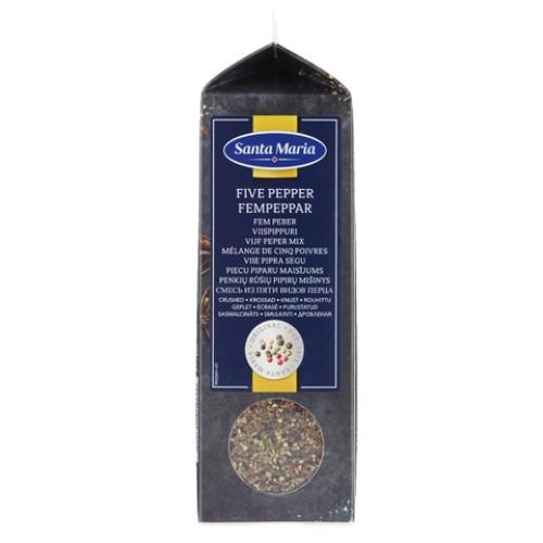 Santa Maria Смесь из пяти видов перца 410 гр