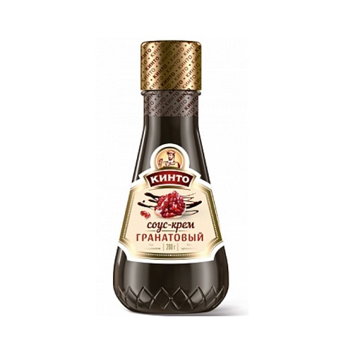 Кинто соус-крем гранатовый, 200 гр