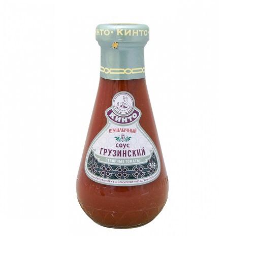 Кинто соус томатный Шашлычный, 305 гр