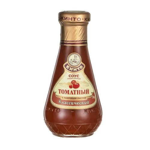 Кинто соус томатный Классический, 310 гр