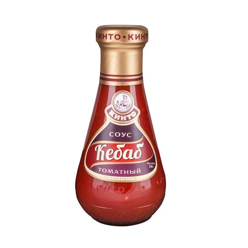 Кинто соус томатный Кебаб, 310 гр