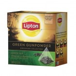 Чай Lipton Gunpowder, 20 пирамидок