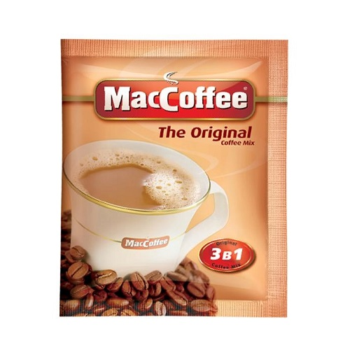 MacCoffee Original 3 в 1, 10 штук