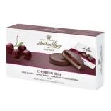 Anthon Berg конфеты шоколадные с марципаном Вишня в роме, 220 гр