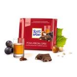 Ritter Sport шоколад молочный Ром, изюм, орех, 100 гр