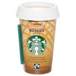 Starbucks Caramel Macchiato, молочный кофейный напиток, 1,6%, 220 мл