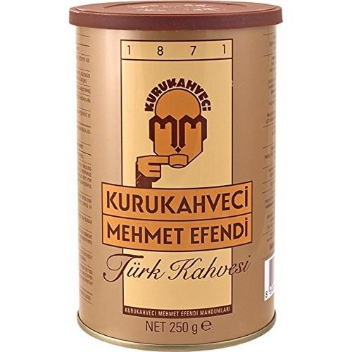 Mehmet Efendi по-турецки, молотый, ж/б, 250 гр