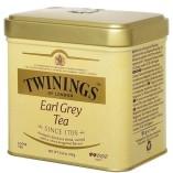 Twinings чай черный Эрл Грей, ж/б, 100 гр