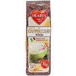Hearts Cappuccino White, растворимый, 1000 гр